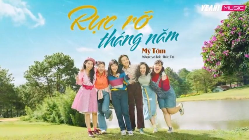 Tháng năm rực rỡ - Phim học đường chiếu rạp Việt Nam (2018)