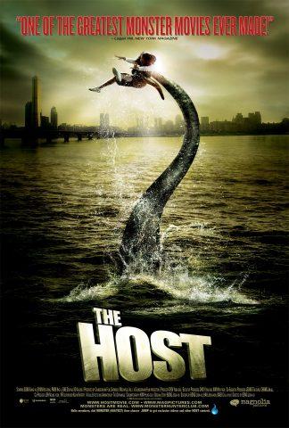 Phim kinh dị hay - Quái Vật Sông Hàn - The Host 2006