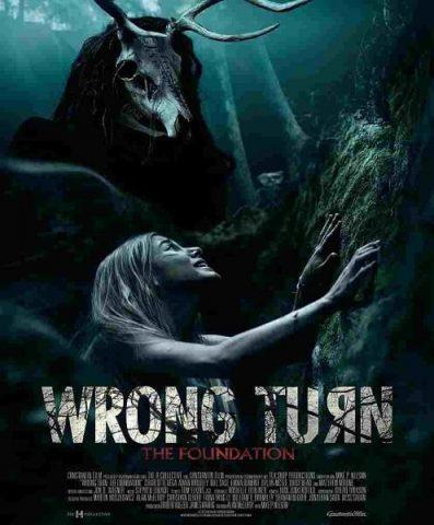 Phim kinh dị hay Ngã Rẽ Tử Thần - Wrong Turn