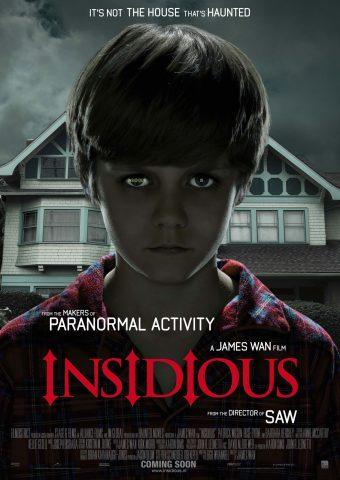 Phim kinh dị hay - Quỷ quyệt - Insidious (2010)