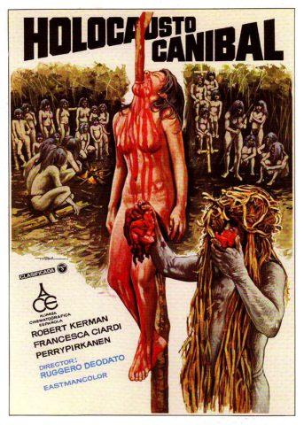 Phim kinh dị hay - Cannibal Holocaust - Bộ Tộc Ăn Thịt Người (1980)