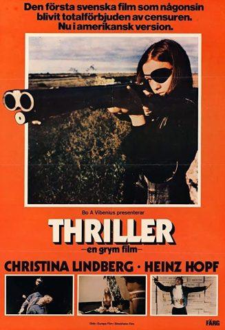 Thriller A Cruel Picture 1974 - phim kinh dị hành động