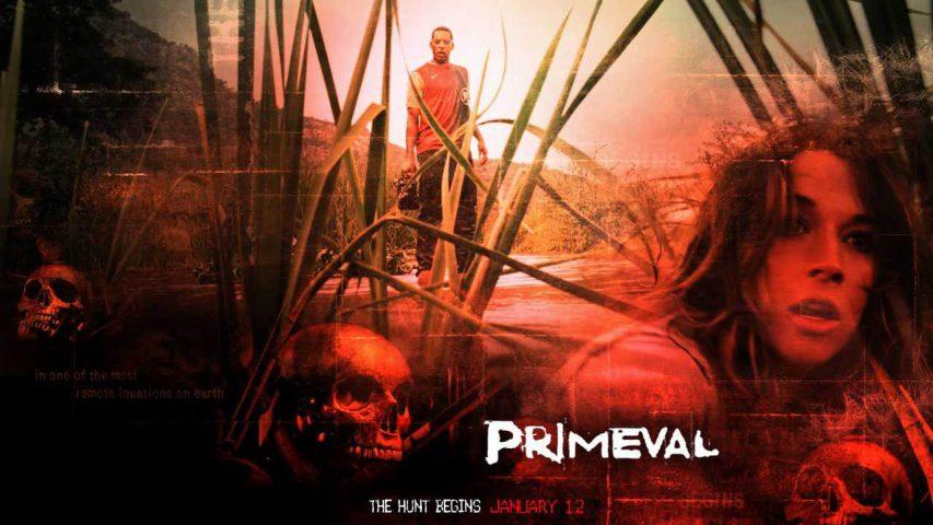 phim kinh dị mỹ - Đầm lầy chết - Primeval