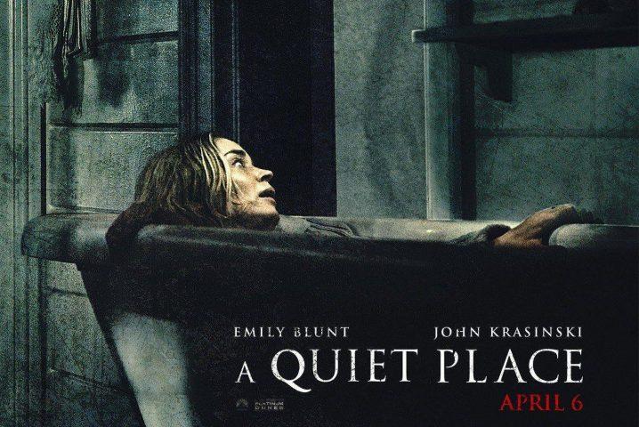 Phim kinh dị Mỹ - Vùng đất câm lặng A Quiet Place