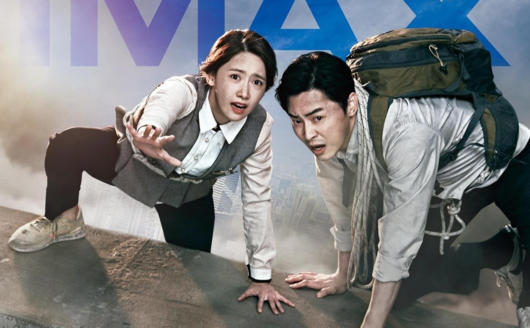 Phim lẻ Hàn Quốc hay nhất - Exit