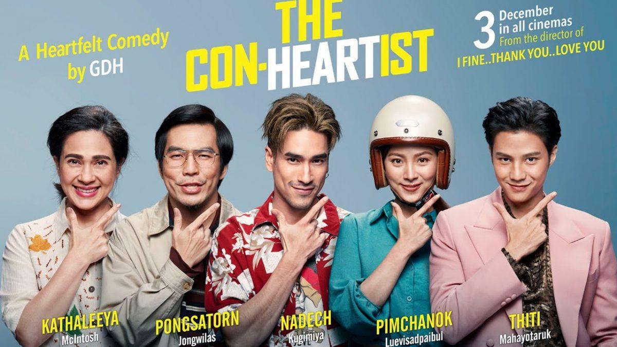 Phim lẻ thái lan Lừa đểu gặp lừa đảo - The Con-Heartist