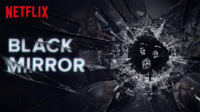 Phim Mỹ - phim mỹ hay Black Mirror - Gương đen