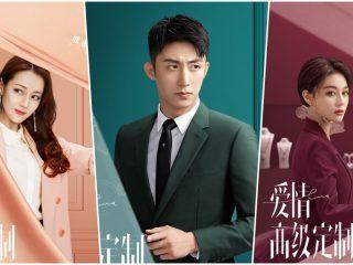 Top 20 phim ngôn tình hiện đại Trung Quốc hay nhất năm 2021 nên xem