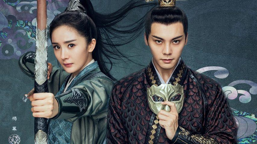Phim ngôn tình Trung Quốc hay - Cửu Châu Hộc Châu Phu Nhân - Novoland: Pearl Eclipse