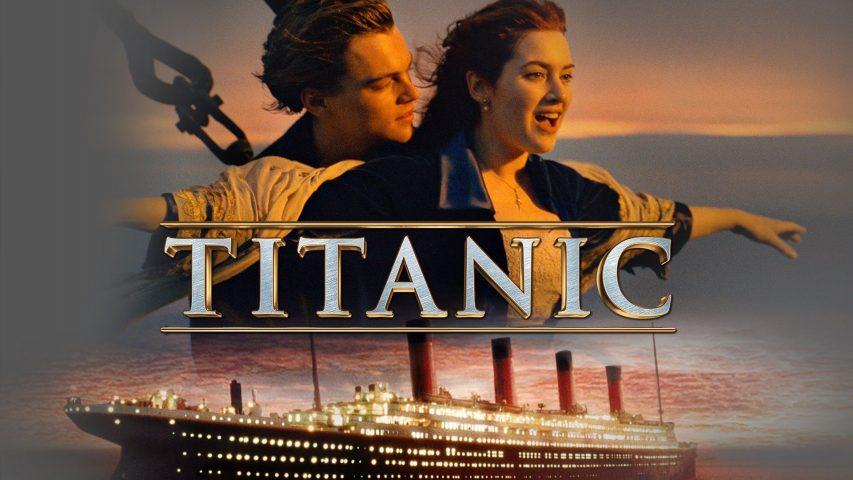Phim tâm lý tình cảm mỹ hay nhất - Titanic