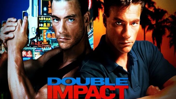 Phim võ thuật Mỹ - Cú Đòn Kép - Double Impact