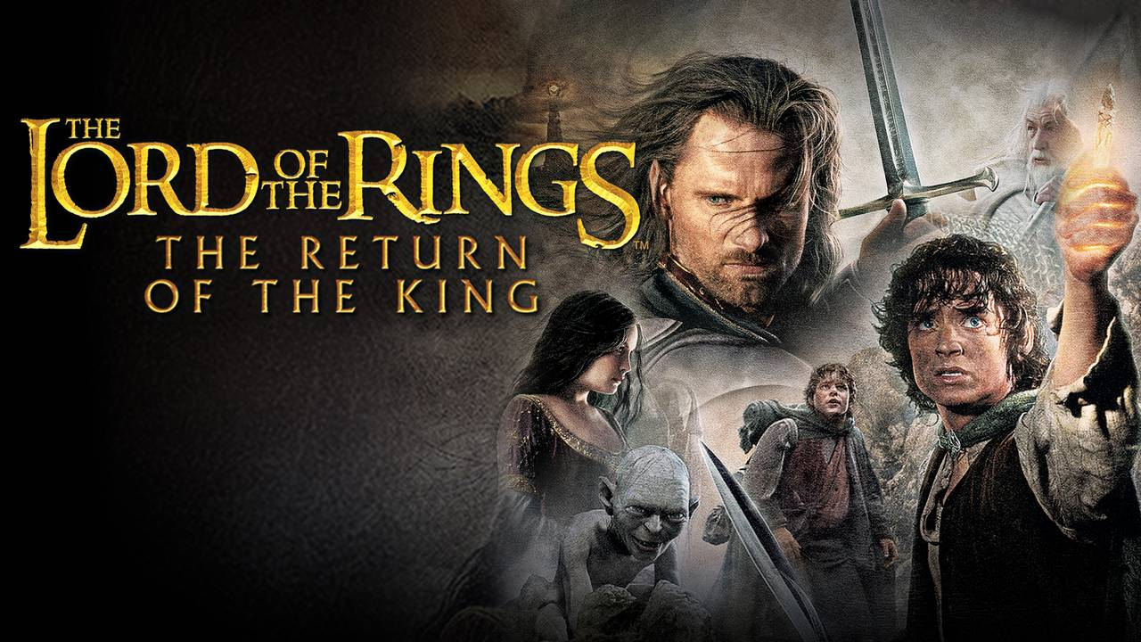 Chúa tể của những chiếc nhẫn: Sự trở về của nhà vua - Phim hành động chiến binh (2003)