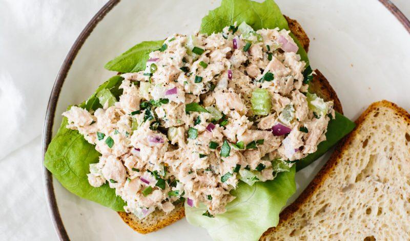 20 cách làm salad cá ngừ giảm cân no lâu đủ dinh dưỡng