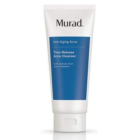 Sữa rửa mặt trị mụn chống lão hóa Murad Time Release Acne Cleanser
