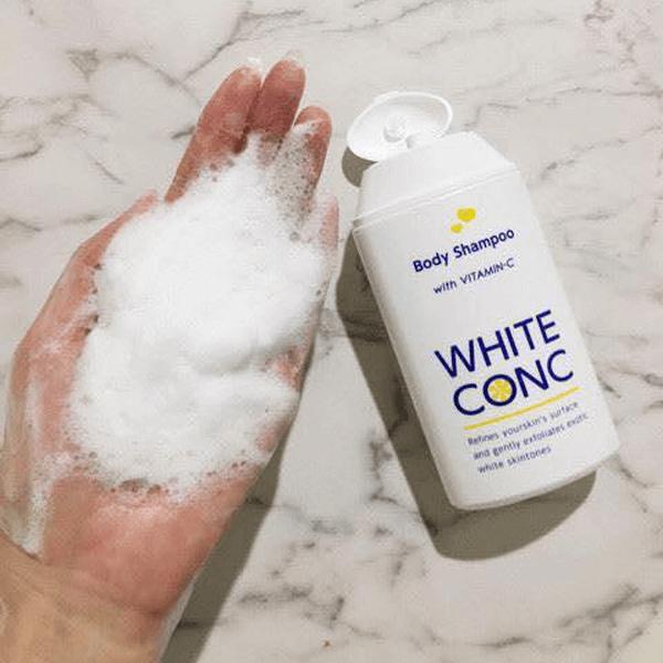 White Conc Body trắng da giảm viêm của Nhật