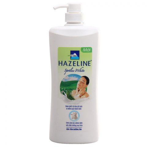 Sữa tắm Hazeline tinh chất Mầm gạo Nhật Bản (Nguồn: Internet)