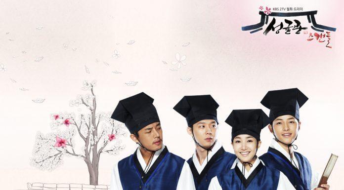 Chuyện tình ở Sungkyunkwan - Phim cổ trang Hàn hài hước (2010)