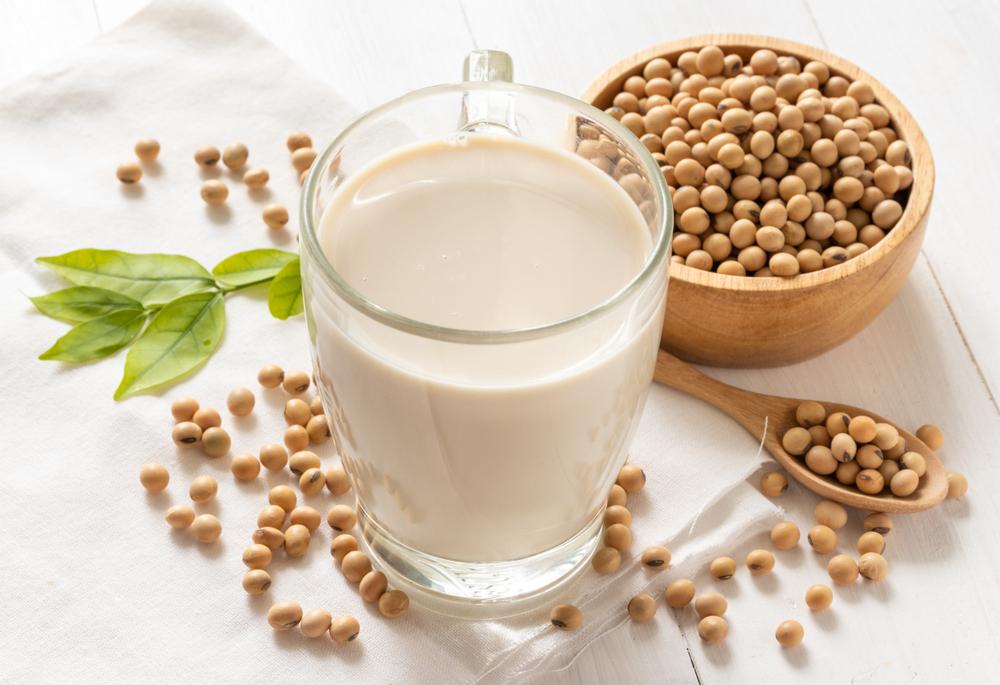 sữa đậu nành có tác dụng gì với làm đẹp