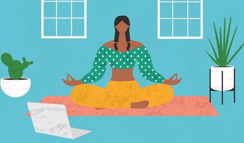 Hướng dẫn ngồi thiền đúng cách tại nhà chữa bệnh mất ngủ hiệu quả