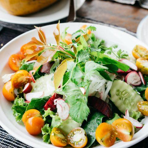 Salad rau củ  Đẹp 365