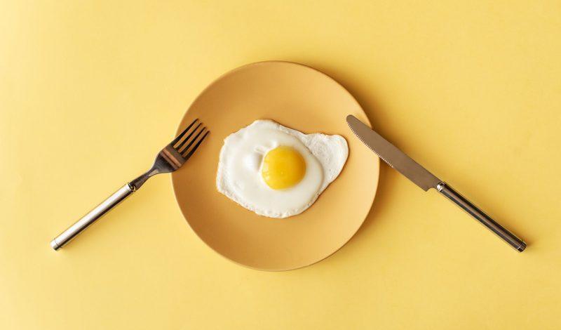 Lấy lại vóc dáng chuẩn với thực đơn giảm cân trong 7 ngày với trứng