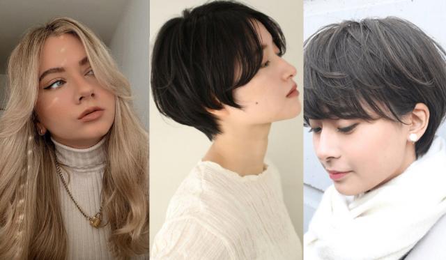 10+ Kiểu tóc layer nữ mặt tròn có mái giúp tạo V-line cực đỉnh