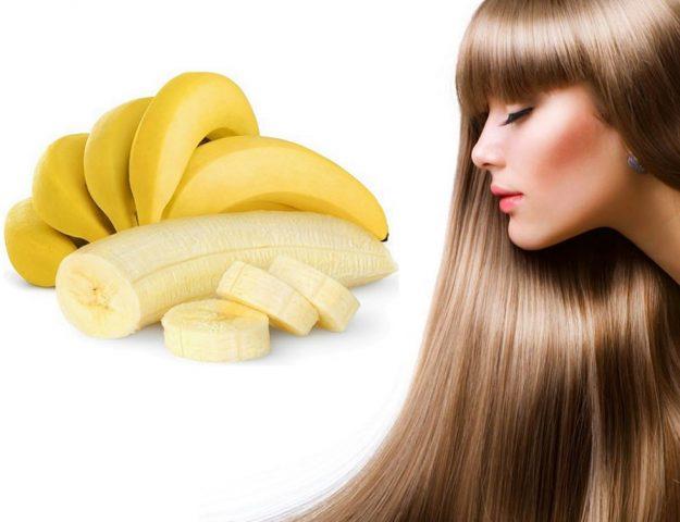 Quả chuối có nhiều công dụng tốt cho tóc và sức khỏe.