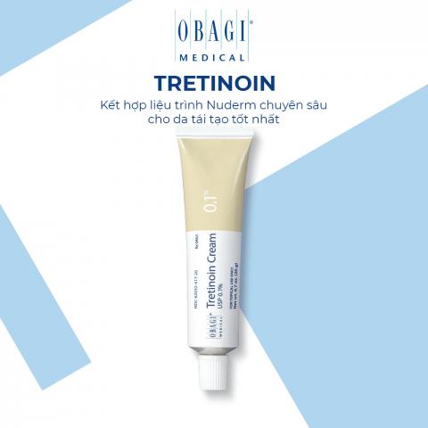 Kem đặc trị Obagi Tretinoin 0.1%