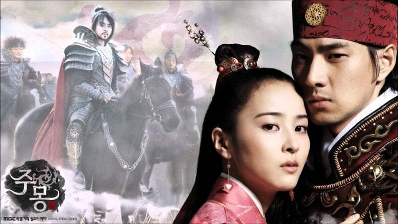 Truyền thuyết Jumong - Phim cổ trang Hàn Quốc lãng mạn (2006)