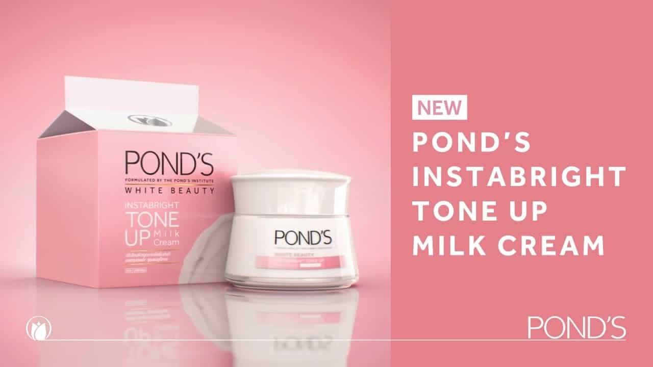 Kem làm trắng da Pond's