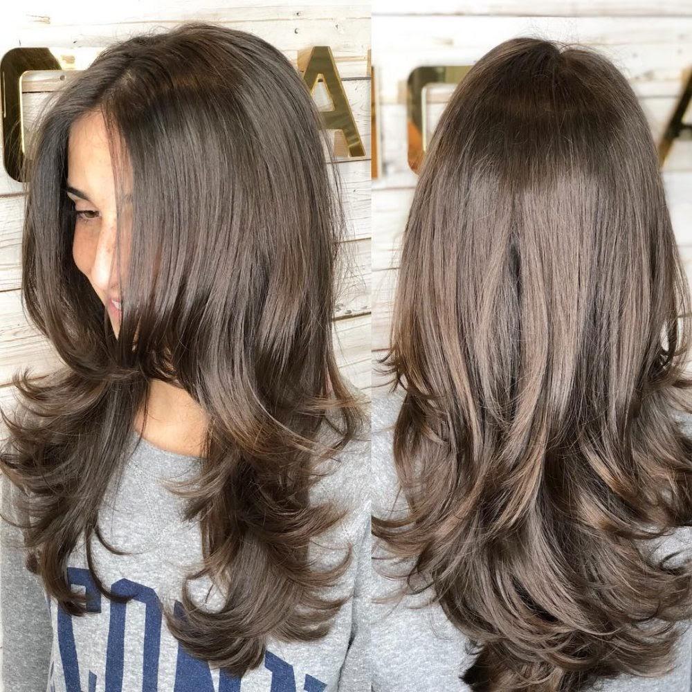 Kiểu tóc dành cho tóc mỏng