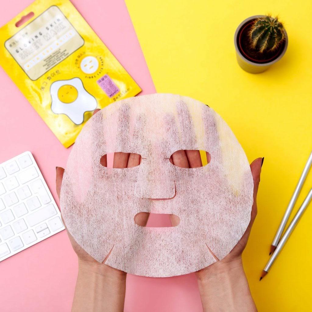 các loại mặt nạ giấy
