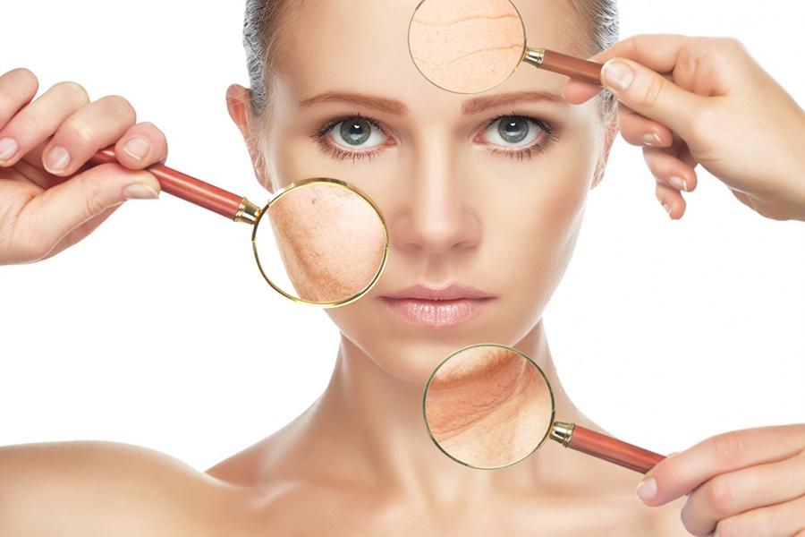 Acid Lactic giúp cải thiện các dấu hiệu lão hóa