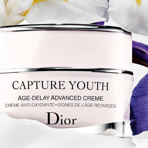 Dior - Kem dưỡng ẩm chống lão hóa cho da dầu