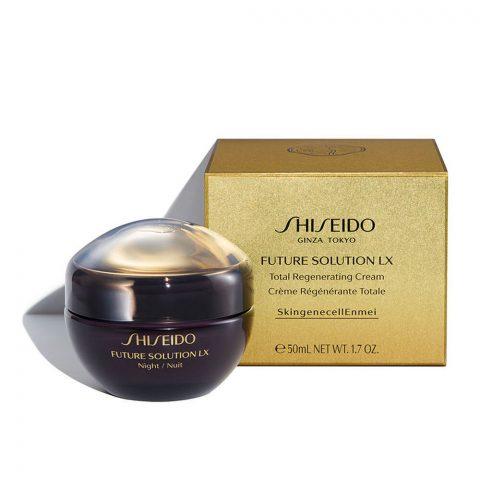 Shiseido Future Solution LX Total Regenerating Cream - Kem chống lão hóa cho tuổi 30