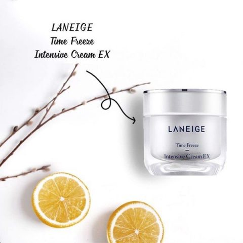 Kem dưỡng da chống lão hóa Laneige Time Freeze Intensive Cream