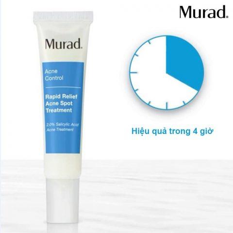 Kem trị mụn Murad Rapid Relief Acne Spot Treatment