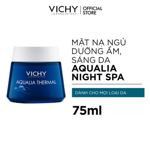 Mặt nạ ngủ Vichy Aqualia Thermal Night Spa