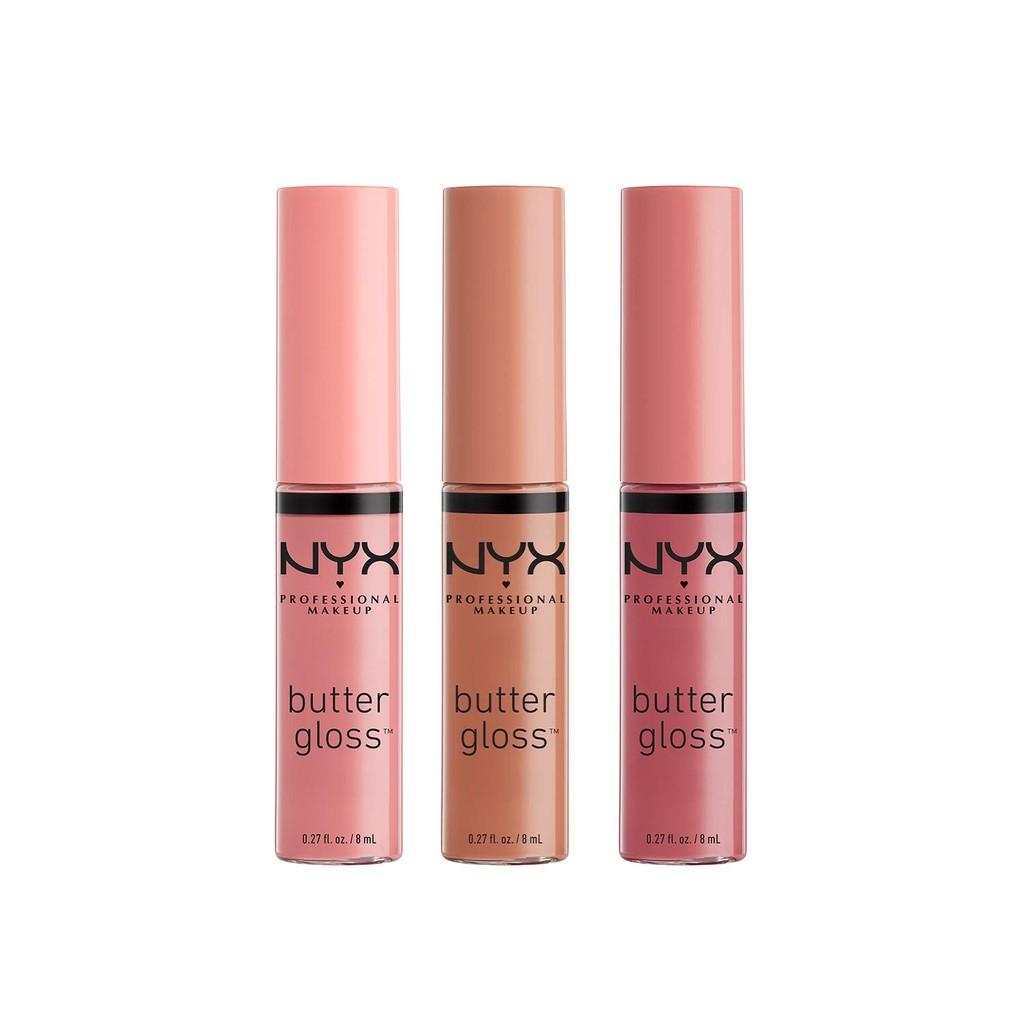 NYX Cosmetics Butter Lip Gloss