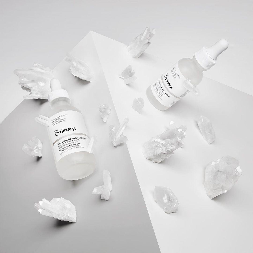 Serum The Ordinary Niacinamide 10% + Zinc 1%