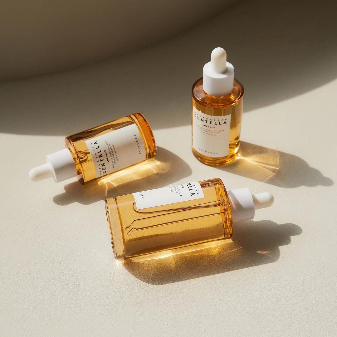 serum trị mụn cho da nhạy cảm