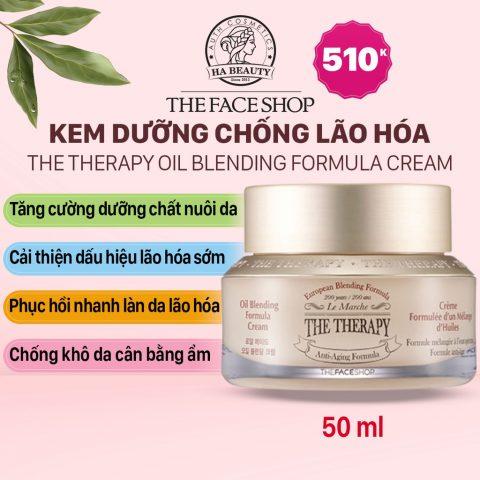 Review kem chống lão hóa The Therapy Anti-Aging Moisturizing Cream