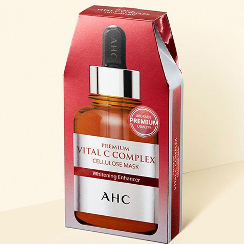 AHC Premium Vital C Complex Cellulose Mask