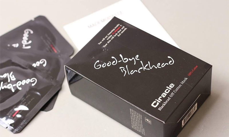 Goodbye Blackhead Ciracle
