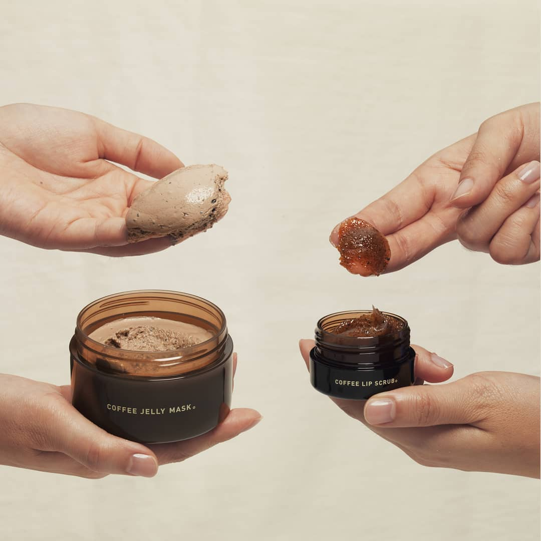Tẩy tế bào chết Hàn Quốc Innisfree Coffee Lip Scrub