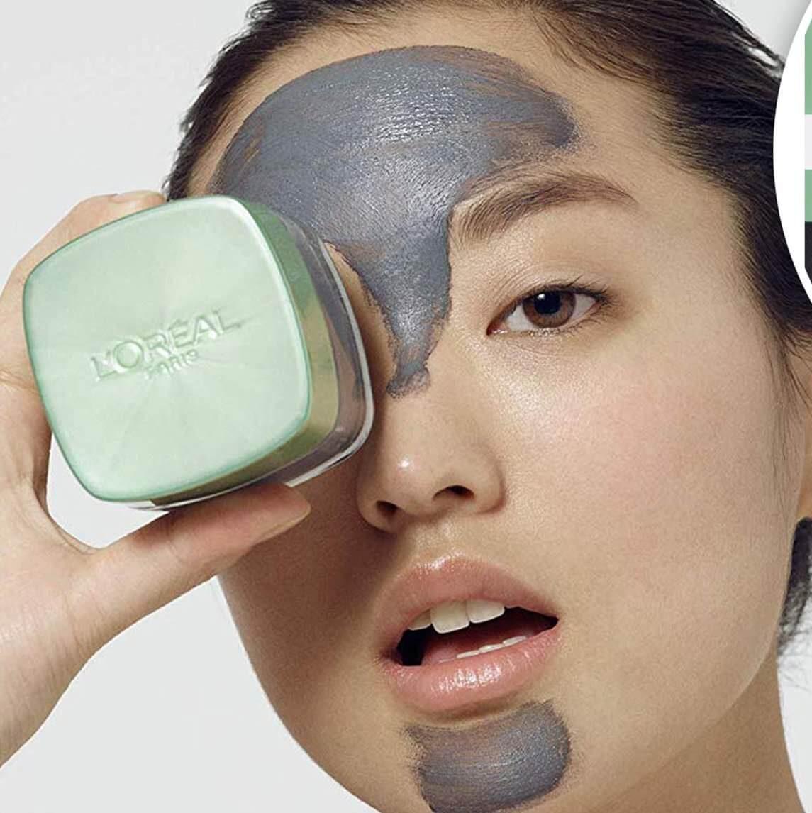 L'Oreal Paris Pure Clay Detox Mask