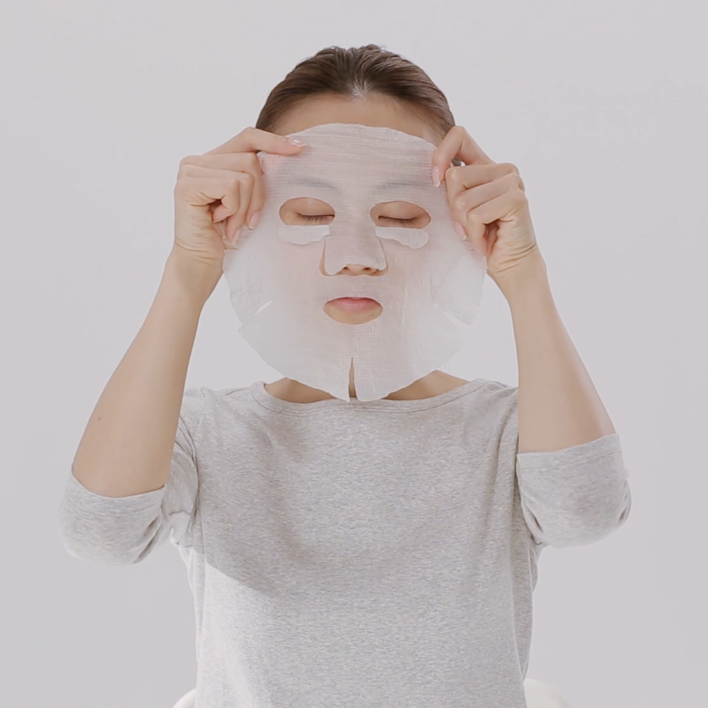 Muji Face Lotion Sheet