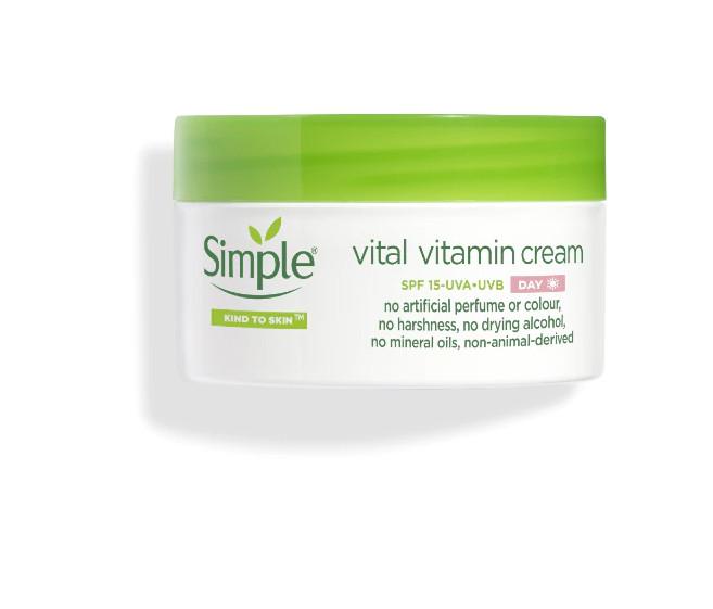 kem dưỡng ẩm vitamin e