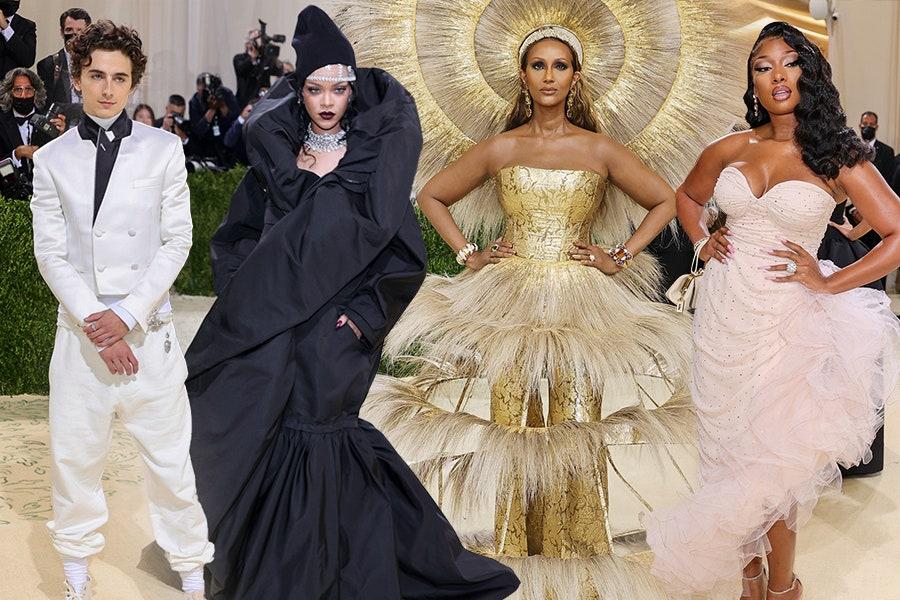 thời trang met gala 2021