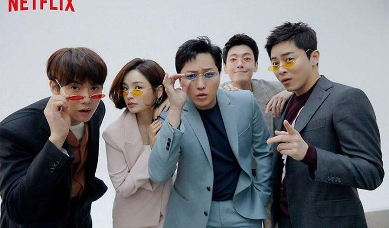 Top 15 phim hài Hàn Quốc cười vỡ bụng giúp bạn up mood nhanh chóng